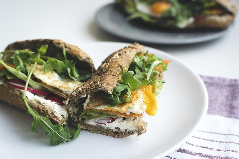 Makkelijk en gezond eten op het werk