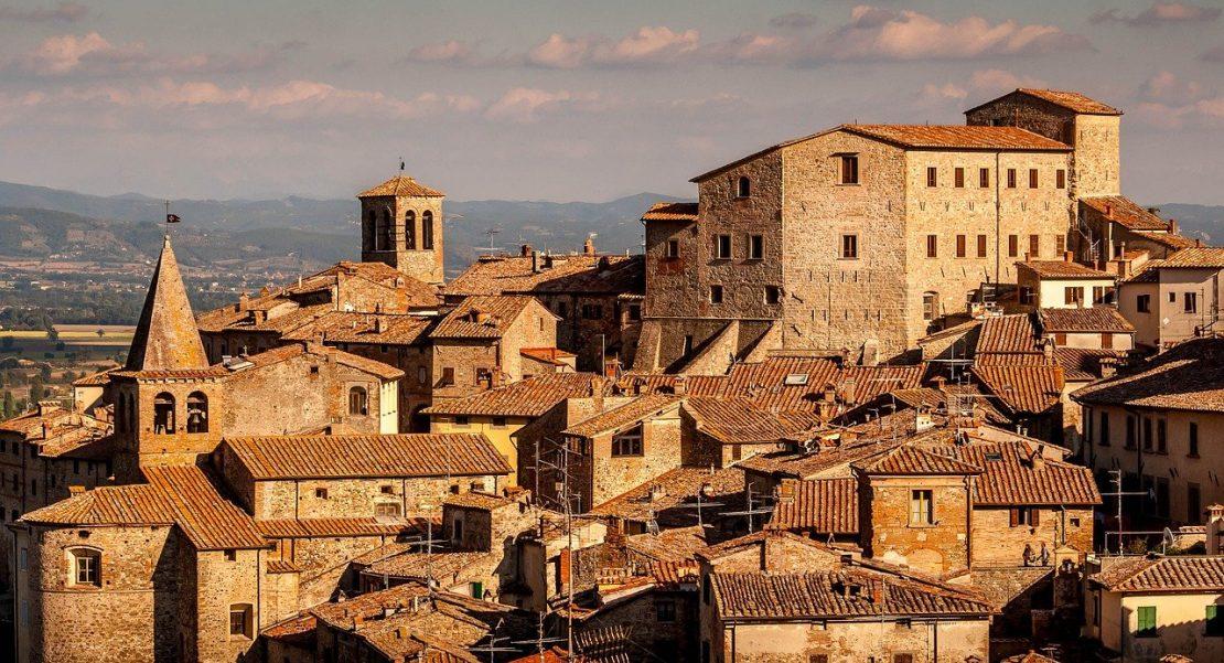 Verhuizen naar Italië